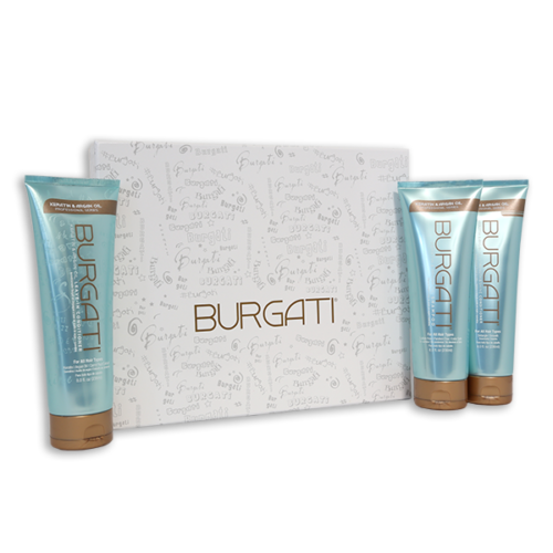 Burgati Hair Care Gift Set